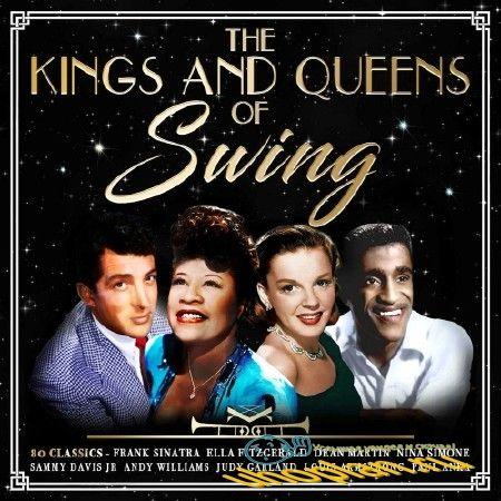 THE KINGS & QUEENS OF SWING 4CD (2018)