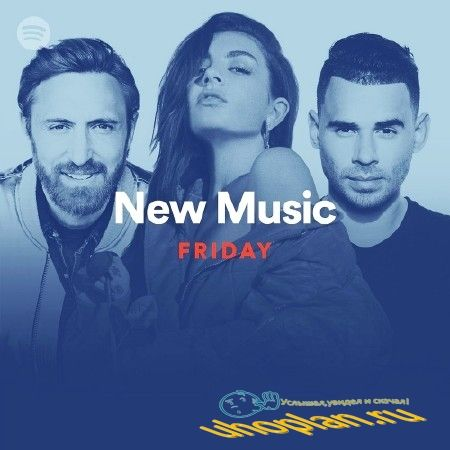 NEW MUSIC FRIDAY UK FROM SPOTIFY 18-05 (2018)