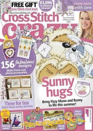 Cross Stitch Crazy №179 2013 August