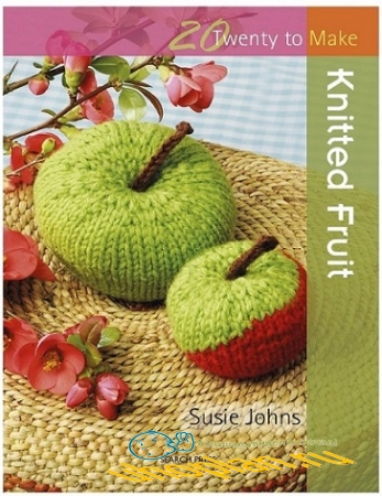 Susie Johns.Knitted Fruit