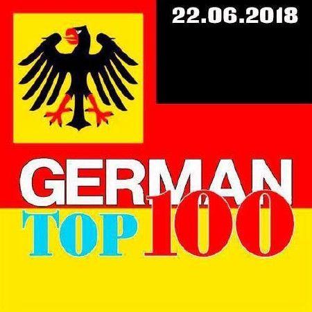 German Top 100 Single Charts 22.06.2018 (2018)