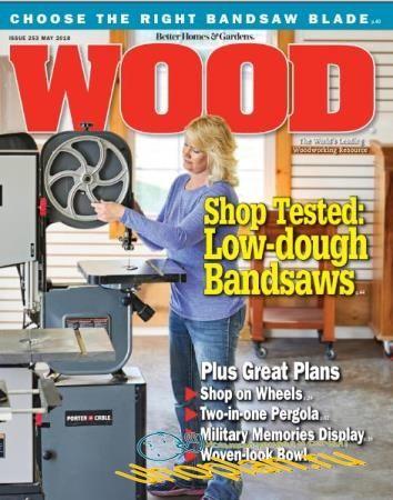 Wood Magazine №253  (2018)