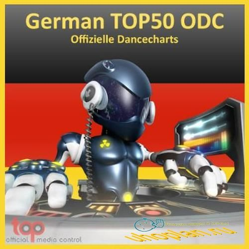 German Top 50 ODC Official Dance Charts 06.07.2018 (2018)