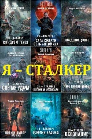 Межавторский цикл - Я – сталкер. 14 книг (2013-2018)
