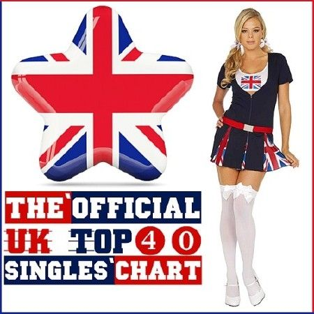 BBC Radio - UK Top 40 Singles Chart 24 August (2018)