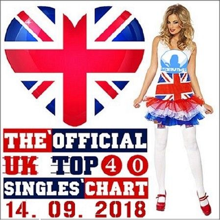 The Official UK Top 40 Singles Chart (14.09.2018)