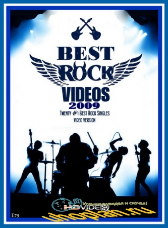 VA - Best Rock Video Collection 2009 (2015) WEBRip