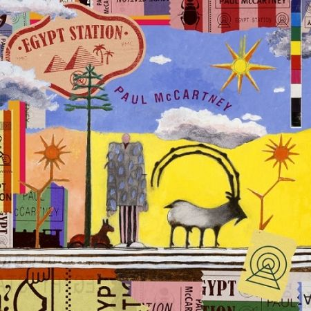 Paul McCartney - Egypt Station (2018) MP3