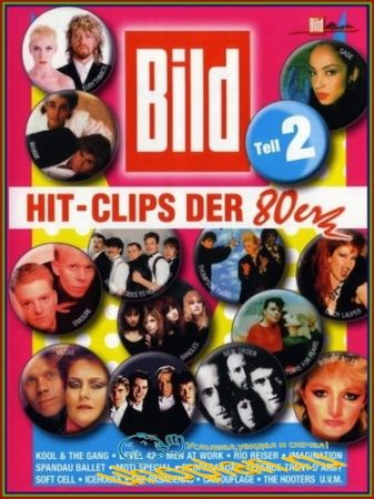 Hit-clips der 80er.vol.2 (2003) DVDRip