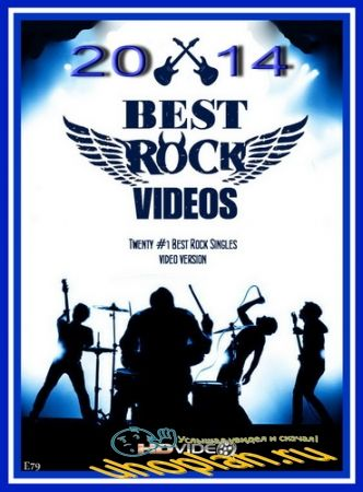 Best Rock Video Collection 2014 (2015) WEBRip