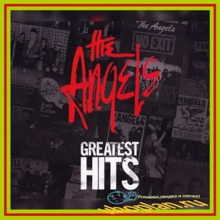 The Angels - Greatest Hits (2011) DVDRip