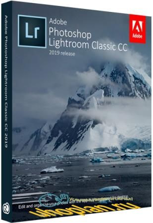 Adobe Photoshop Lightroom Classic CC 2019 8.2 RePack by PooShock
