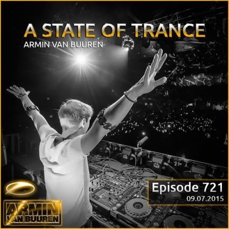 Armin Van Buuren - A State Of Trance 721 (2015)