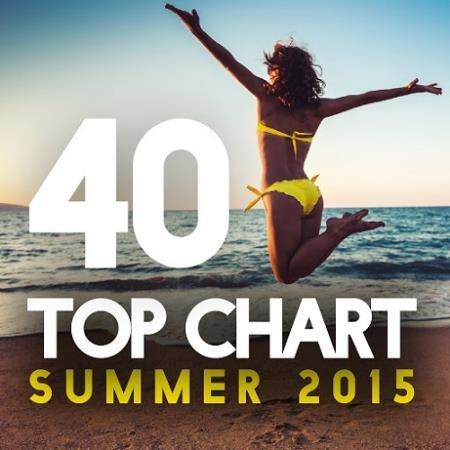VA - 40 Top Chart Summer 2015 (2015)