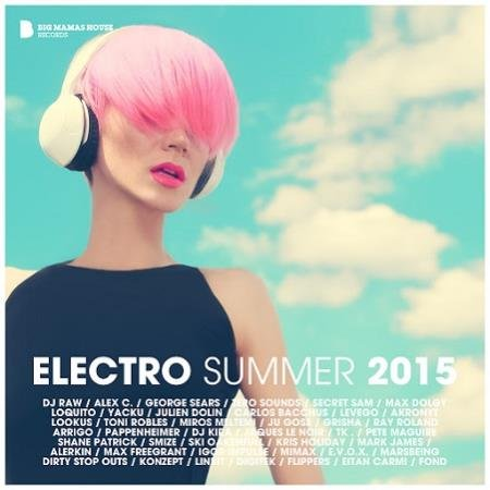 VA - Electro Summer 2015 (Deluxe Version) (2015)