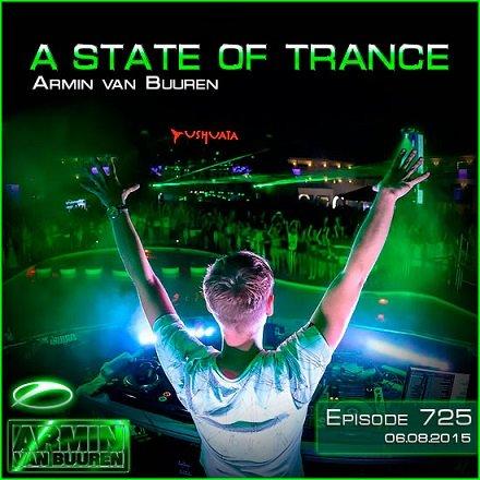 Armin Van Buuren - A State Of Trance 725 (2015)