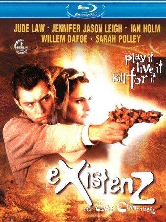 Экзистенция / eXistenZ (1999) HDRip / BDRip 720p / BDRip 1080p