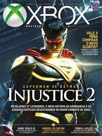 Xbox №5 (Май 2017) Бразилия