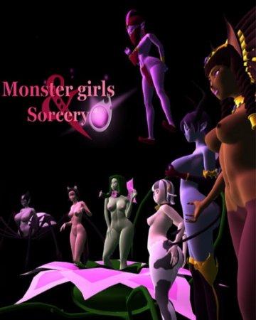 Monster Girls & Sorcery v.0.1 (2017/PC/EN)