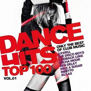Dance Hits Top 100 Vol 1 (2016)