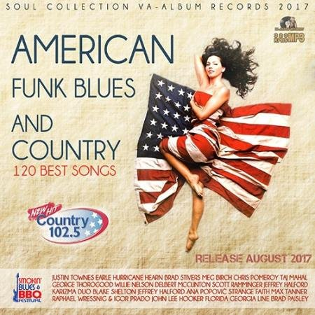 American Funk Blues And Country (2017)