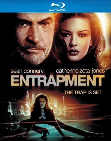 Западня / Entrapment (1999) HDRip / BDRip 720p / BDRip 1080p