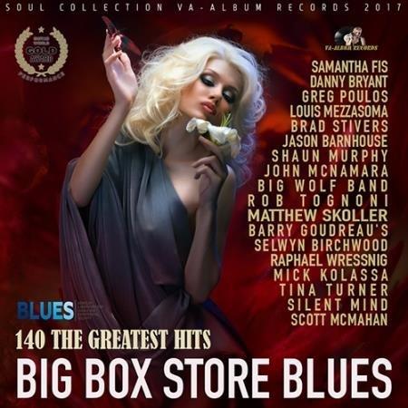 Big Box Store Blues (2017)