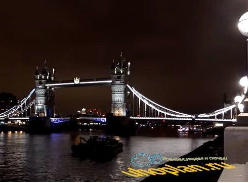 Прогулка по ночному Лондону/ London at night