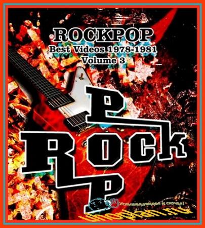 VA – Rock & Pop - Best Videos - 1978 - 1981 - Vol. 3 (2013) TVRip
