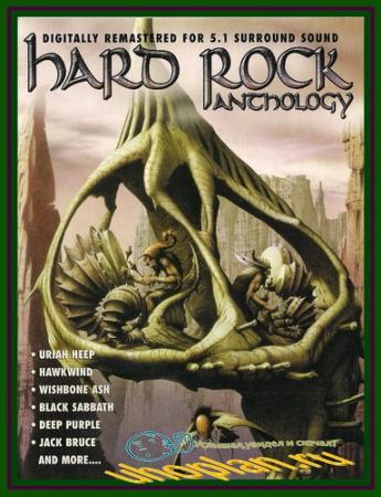 VA - Hard Rock Anthology (2003) DVDRip