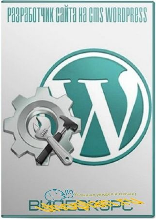 Разработчик сайта на CMS WordPress. Видеокурс (2016)