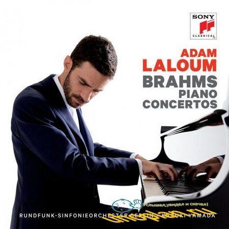 Adam Laloum - Brahms: Piano Concertos (2018) FLAC