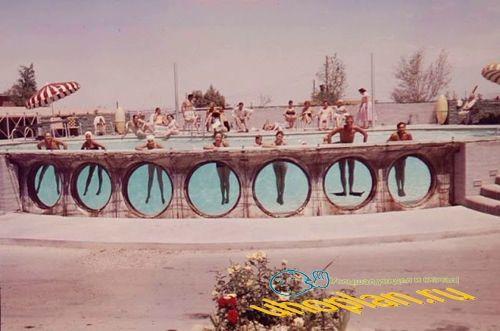 Лас-Вегас в 1950-х годах