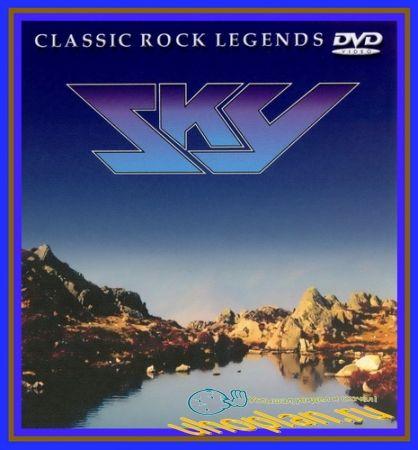 Sky - Classic Rock legends (2001) DVDRip
