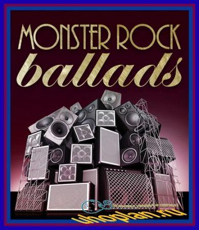 VA - Monster Rock Ballads (2007) DVDRip