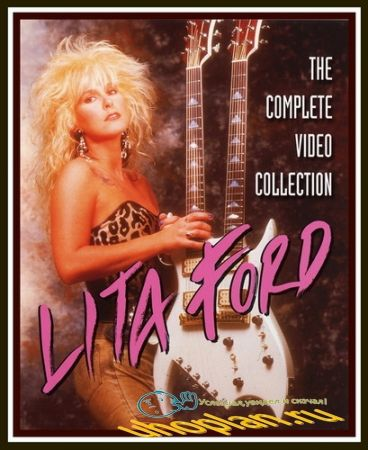 Lita Ford - The Complete Video Collection (2003) DVDRip