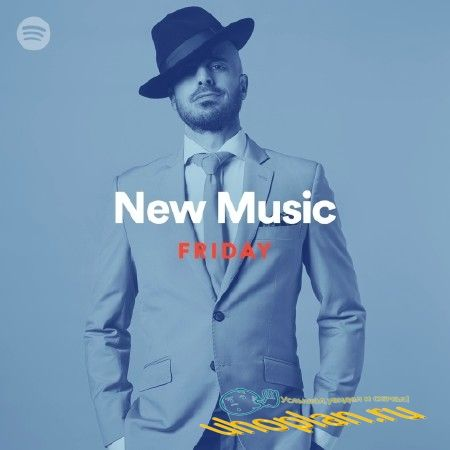 NEW MUSIC FRIDAY UK FROM SPOTIFY 24-03 (2018)