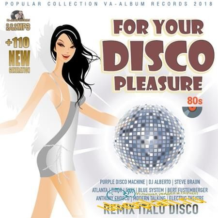For Your Disco Pleasure (2018)