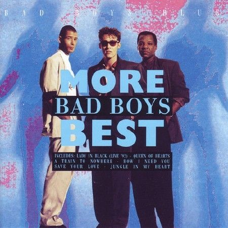 Bad Boys Blue - Collection (2018) FLAC