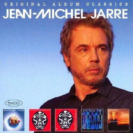 Jean-Michel Jarre - Original Album Classics (Box-Set) (2018) FLAC
