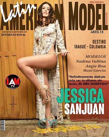 Latin American Model №4 (апрель 2018).Spanish