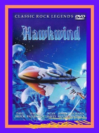 Hawkwind - Classic Rock Legends (2001) DVDRip