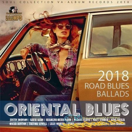 Oriental Blues (2018)