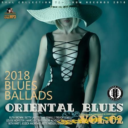 Oriental Blues Vol.02 (2018)