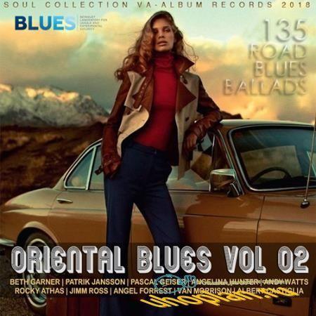 Oriental Blues Vol. 02 (2018)
