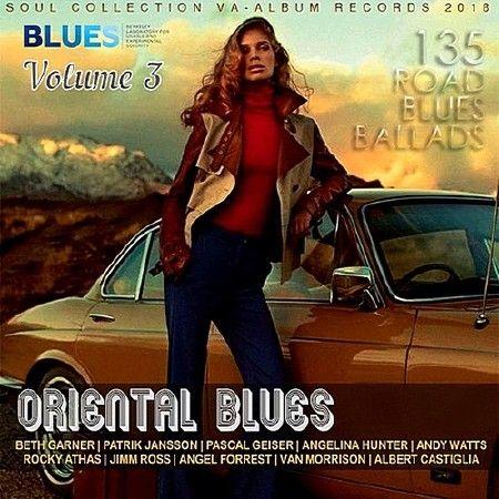 Oriental Blues Vol.03 (2018)