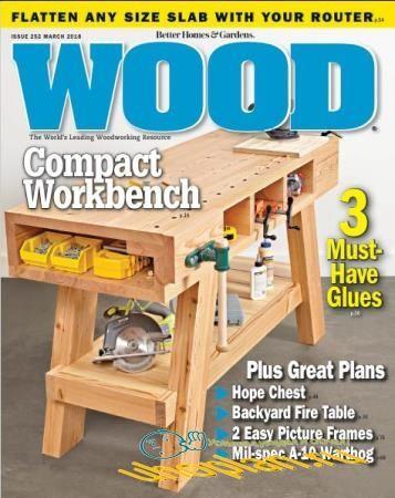 Wood Magazine №252  (2018)