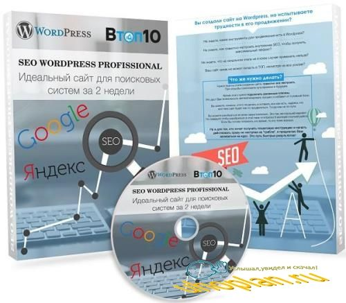 SEO wordpress professional. Видеокурс (2018)