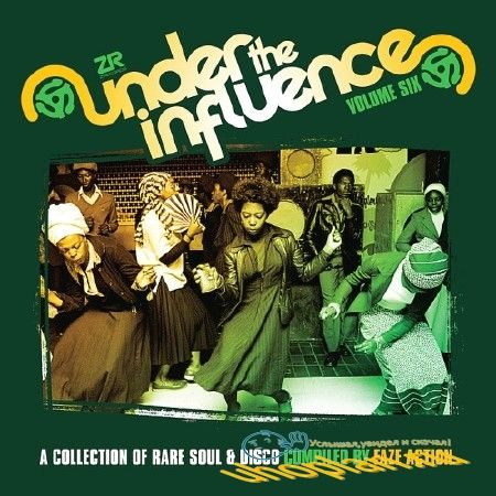 UNDER THE INFLUENCE VOL. 6 (2018)