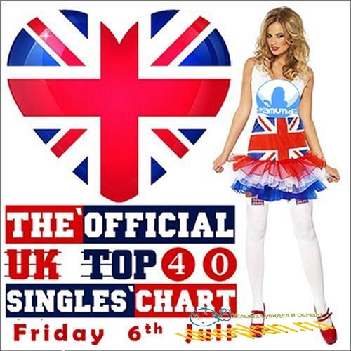 The Official UK Top 40 Singles Chart (2018)